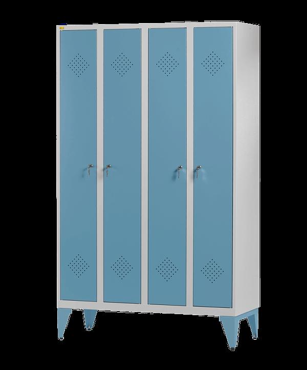 Darbo rūbų spinta SPP 1200