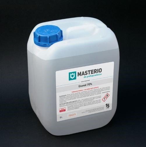 Dezinfekavimo skystis paviršiams ETANOL 70